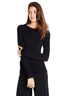 BCBGeneration Long Sleeve Layering Top