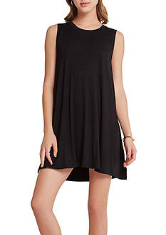 BCBGeneration Sleeveless Swing Dress