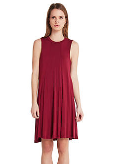 BCBGeneration Open-Back A-Line Dress