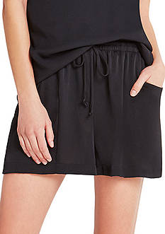 BCBGeneration Drape Pocket Shorts