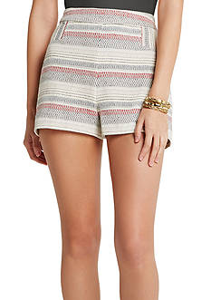 BCBGeneration Tweed A-Line Shorts