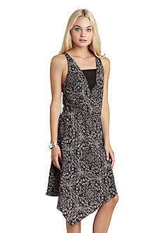 BCBGeneration Sleeveless Round Dress
