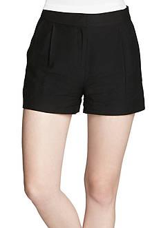 BCBGeneration Pleat Front Pocket Shorts