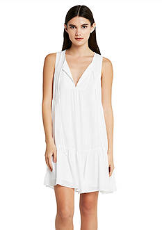BCBGeneration Tiered A-Line Dress