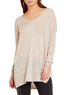 BCBGeneration Semi Sheer Sweater