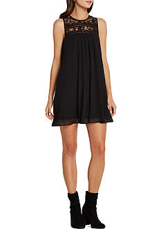 BCBGeneration Babydoll Dress