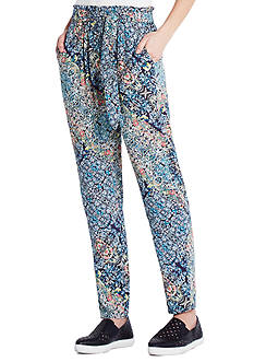 BCBGeneration Self Tie Pants