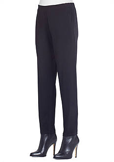 BCBGeneration Flat Front Faux Fly Pant