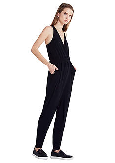 BCBGeneration Cross Front Jumpsuit