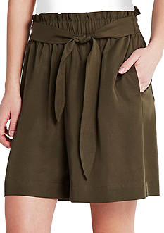 BCBGeneration Self Tie Bermuda Shorts