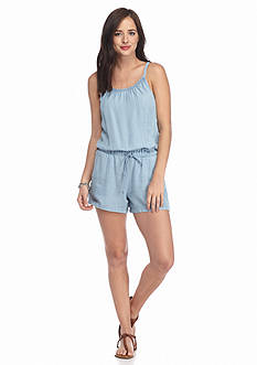 Splendid Chambray Romper