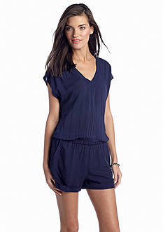 Splendid Short Sleeve Romper