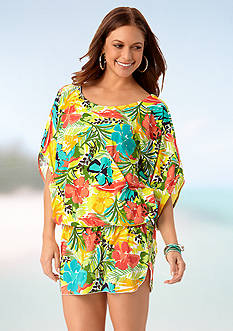 Anne Cole Signature Island Time Caftan