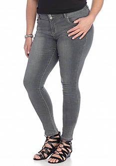 Red Camel Plus Size Wide Waist Jegging