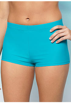 New Directions Solid Swim Short