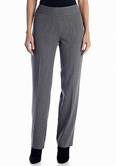 Kim Rogers® Pull-On Tweed Pant