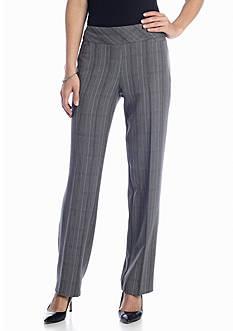 Kim Rogers® Menswear Pull-On Tummy Control Pant