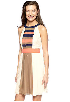RYU Ringer Color Block Dress