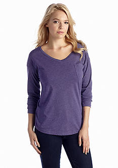 Threads 4 Thought™ Tennessee Long Sleeve V-Neckline Top