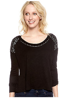 Threads 4 Thought Stina Embellished Knit Top