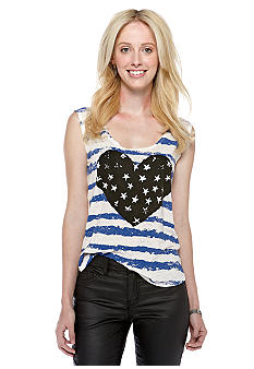 Threads 4 Thought Shaina Flag Tank