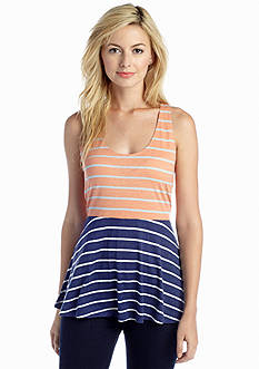 Threads 4 Thought™ Mirimar Stripe Tank