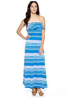 Threads 4 Thought Adina Strapless Maxi Dress