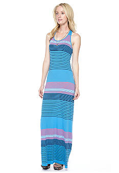 Threads 4 Thought Paula Stripe Maxi Dress