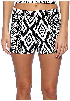 Living Doll Tribal Printed Short