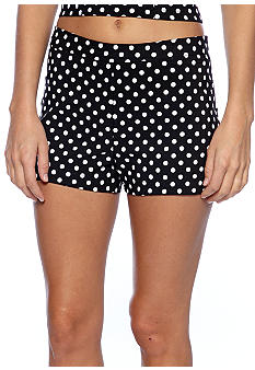 Living Doll Dot Print Shorts