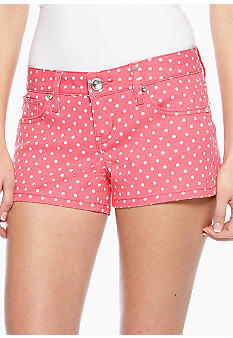 Zana Di Polka Dot Short
