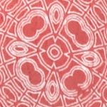 Plus Size Blouses: Red/White Kim Rogers Plus Size Sleeveless Liano Top