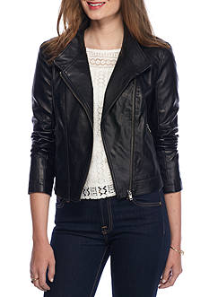 Jack by BB Dakota Feeny Faux Leather Jacket