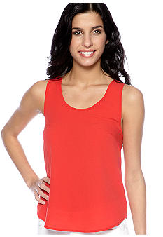 Jack by BB Dakota Samie Open Back Tank