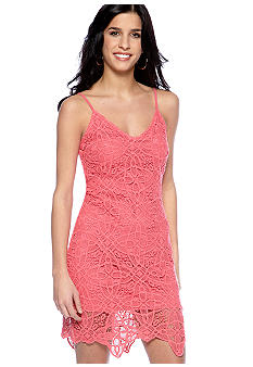 Jack by BB Dakota Crochet Lace Dress