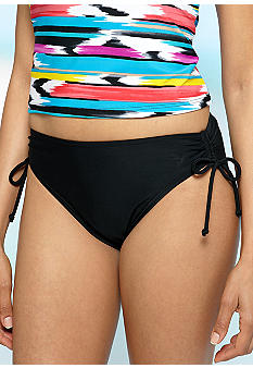 Beach Diva Tricot Adjacent High Waisted Bottom