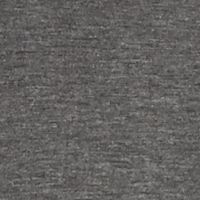 New Directions Women's Plus Sale: Heather Charcoal New Directions Plus Size Cowl Neck Top with Pockets