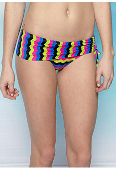 Island Soul Zig Zag Skirted Bottom