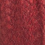 Women's Vests: Burgundy New Directions Marled Pointelle Vest