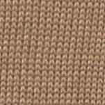 Women: New Directions Sweaters: Taupe New Directions Mitered Cable Turtleneck Sweater