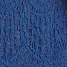 New Directions Weekend Women Sale: Estate Blue New Directions Weekend Relaxed Lace Front Hoodie
