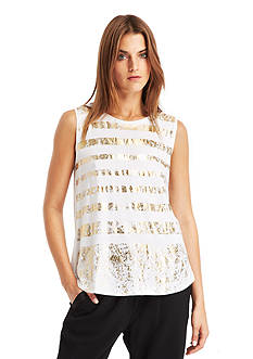 Kenneth Cole Audrey Knit Top
