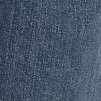 Plus Size Mid Rise Jeans: Tannis Wash New Directions Weekend Plus Size Clean Flare Jeans