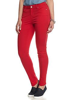 Celebrity Pink Long Color Skinny Jeans