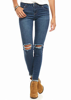 Celebrity Pink Super Stretch Mid Rise Skinny Jeans