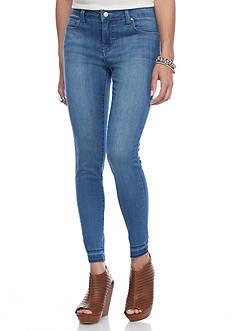 Celebrity Pink Ankle Pocket Skinny Jeans