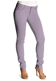 Celebrity Pink Colored Skinny Jean