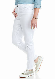 Celebrity Pink Plus Size Stretch Color Denim Jeans