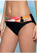 Maidenform Beach In A Flash Hi Waist Swim Bottom