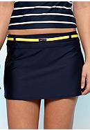 Nautica Classic Solids Belted Skirted Bottom